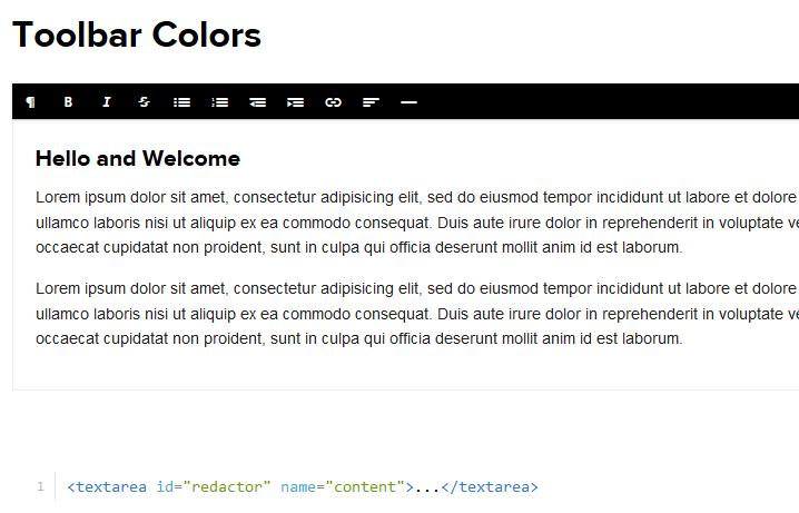 WYSIWYG editors in JavaScript, jQuery and HTML5 - javascript