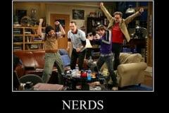 Nerds yeah!